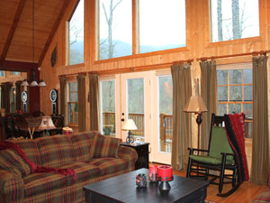 Photo of Laurel Ridge Chalet Great Room