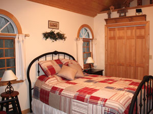 Photo of Laurel Ridge Chalet Bedroom One